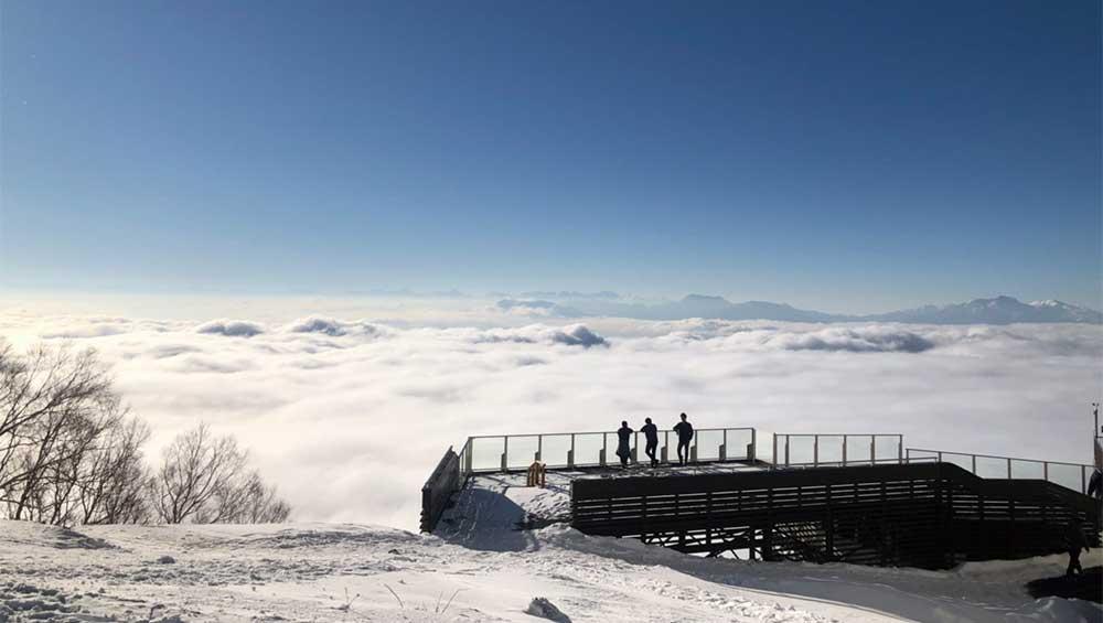 竜王スキーパーク 雲海